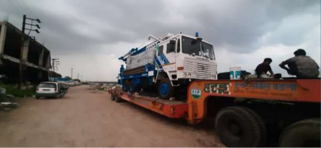 PDTHR 400 Water Well Drilling Rig