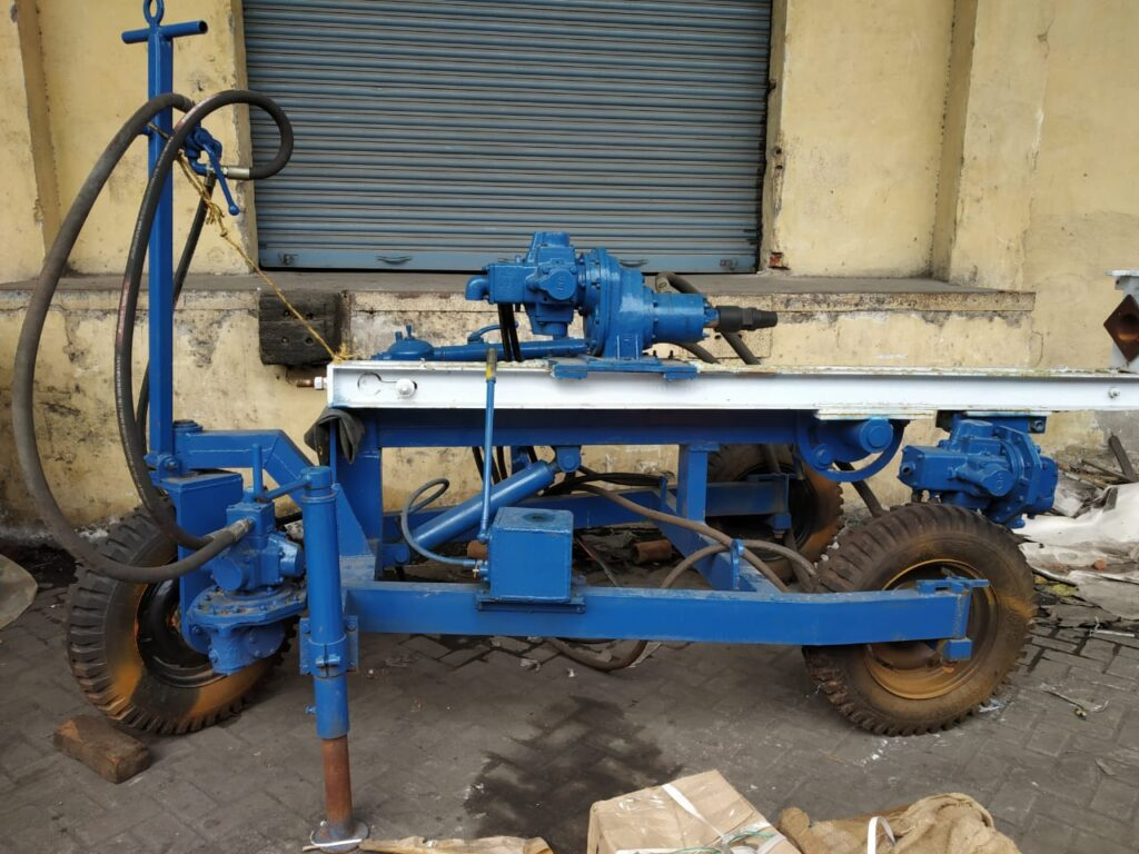 PWD-30 Wagon Drilling Rig