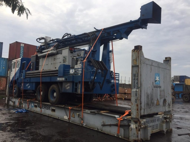 PDTHR- 300 Water Well Drilling Rig