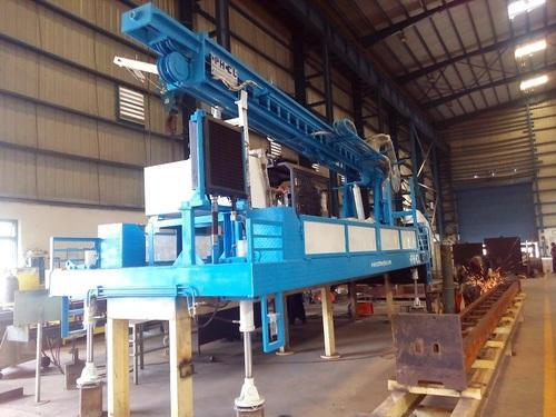SKID Mounted Water Well Drilling Rig