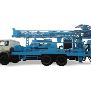 PDR-300 Truck mounted Rotary Drilling Rigs