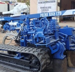 PHD 30 water well drilling rig