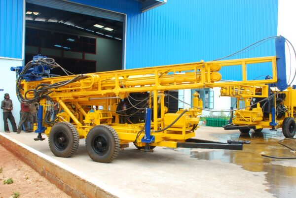 PCDR-100 trolley Mounted Core Drilling rig