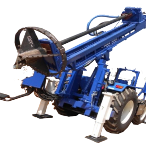 PPR-30 Tractor mounted