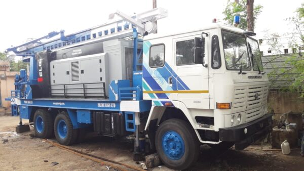 PDTHR - 400 - Water Well Drilling Rigs