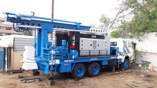 PDTHR 400 - Water Well Drilling Rigs
